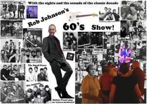 Rob Johnson's 60's Show