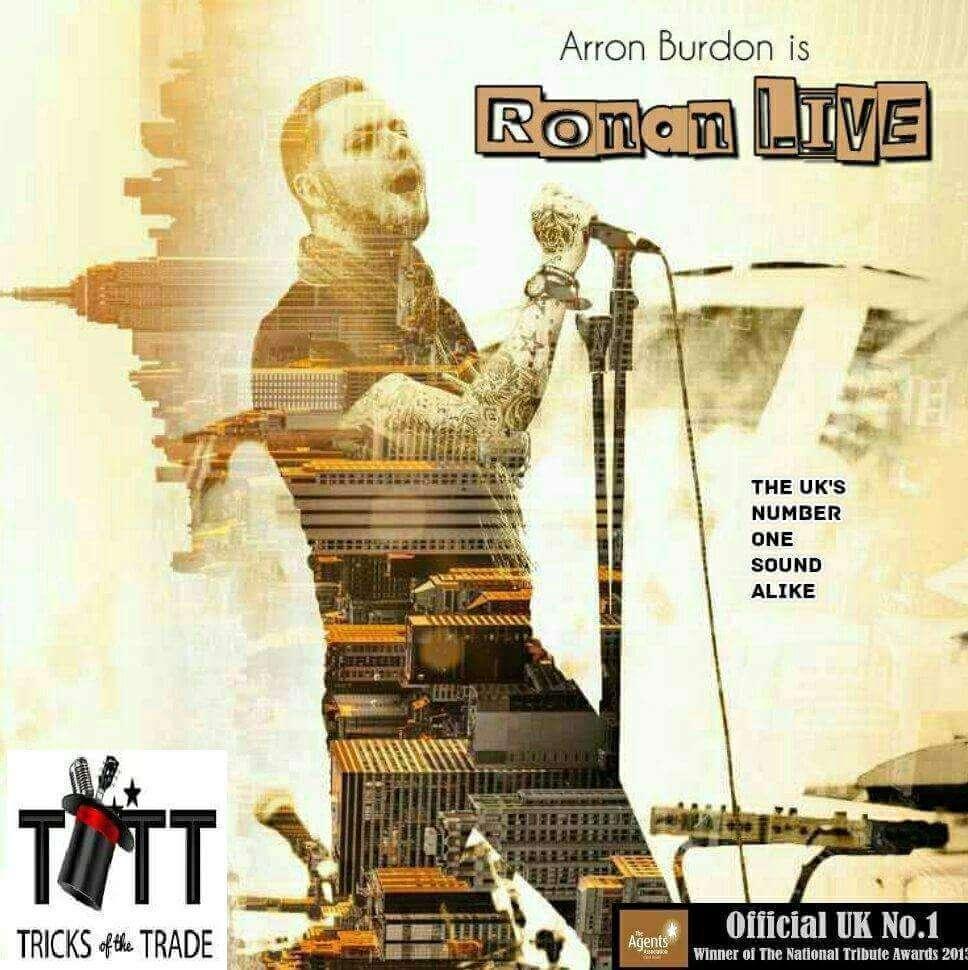 Ronan Like Ronan Keating Tribute by Arron Burdon