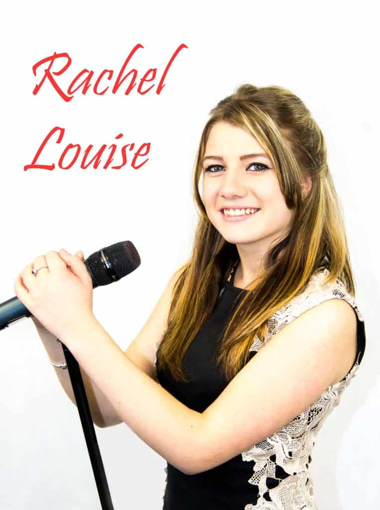 Rachel Louise female vocalist