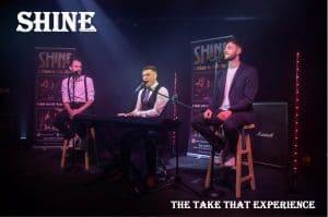 SHINE – TheTake That Experience
