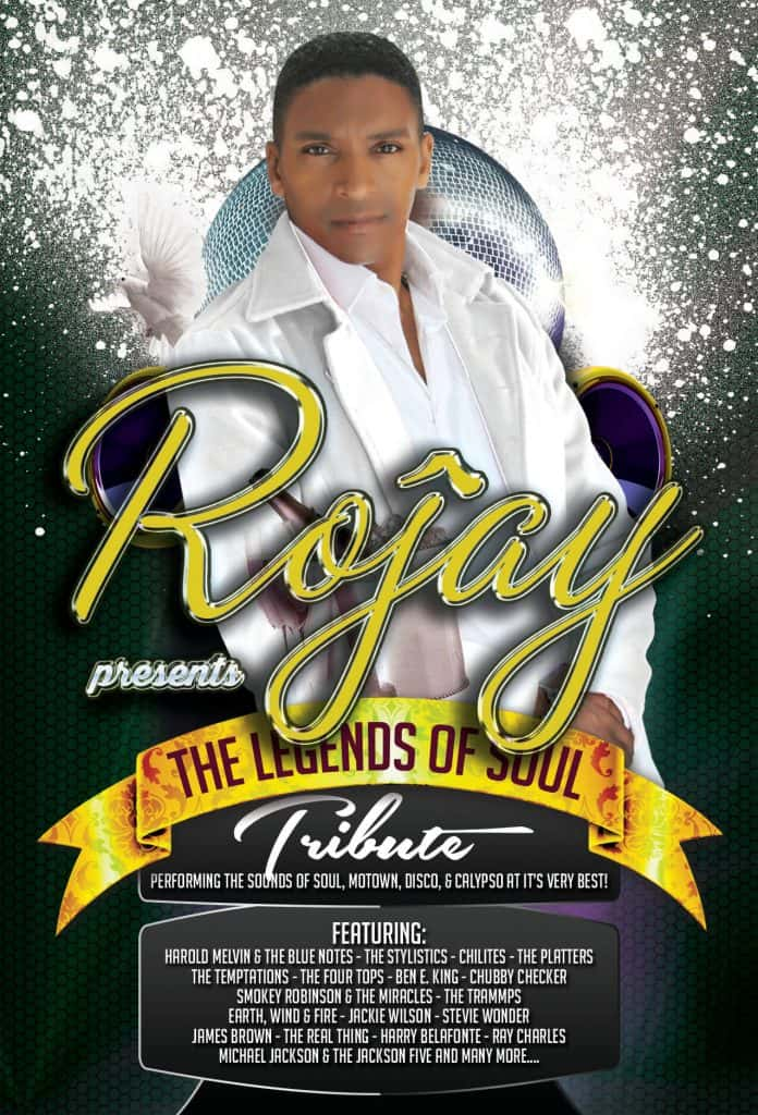 Rojay - Soul Legends Tribute Show 2