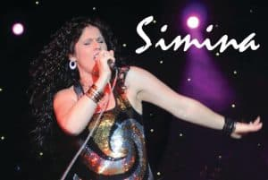 Simina Outstanding vocalist