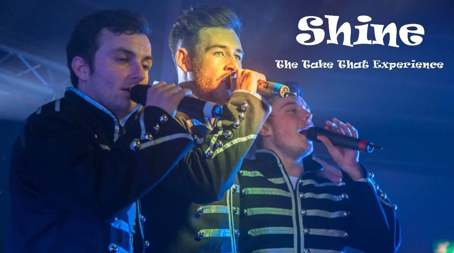 Shine - The Take That Experience