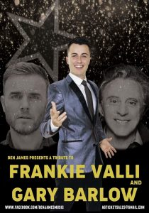 Frankie Valli and Gary Barlow