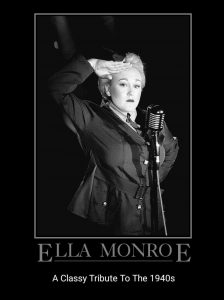 A Classy Tribute to The 1940's by Ella Monroe