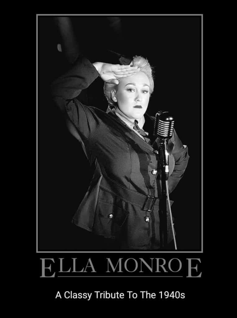 1940's Tribute Show by Ella Monroe