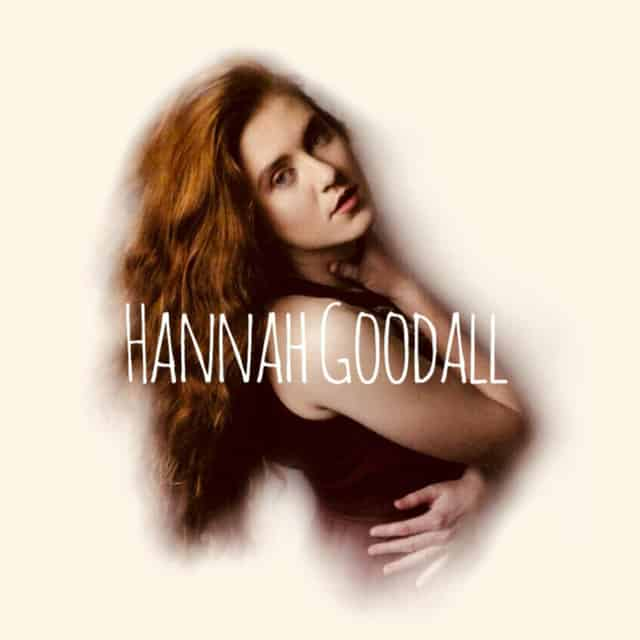 Hannah Goodall Female Vocalist