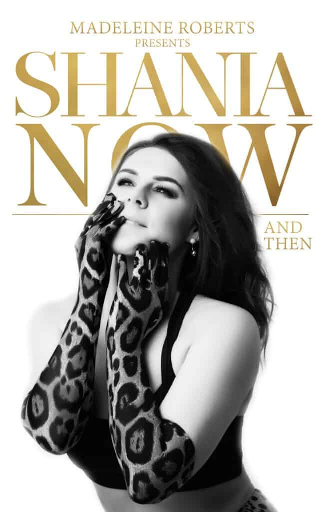 Shania Twain Tribute Show by Madeleine Roberts