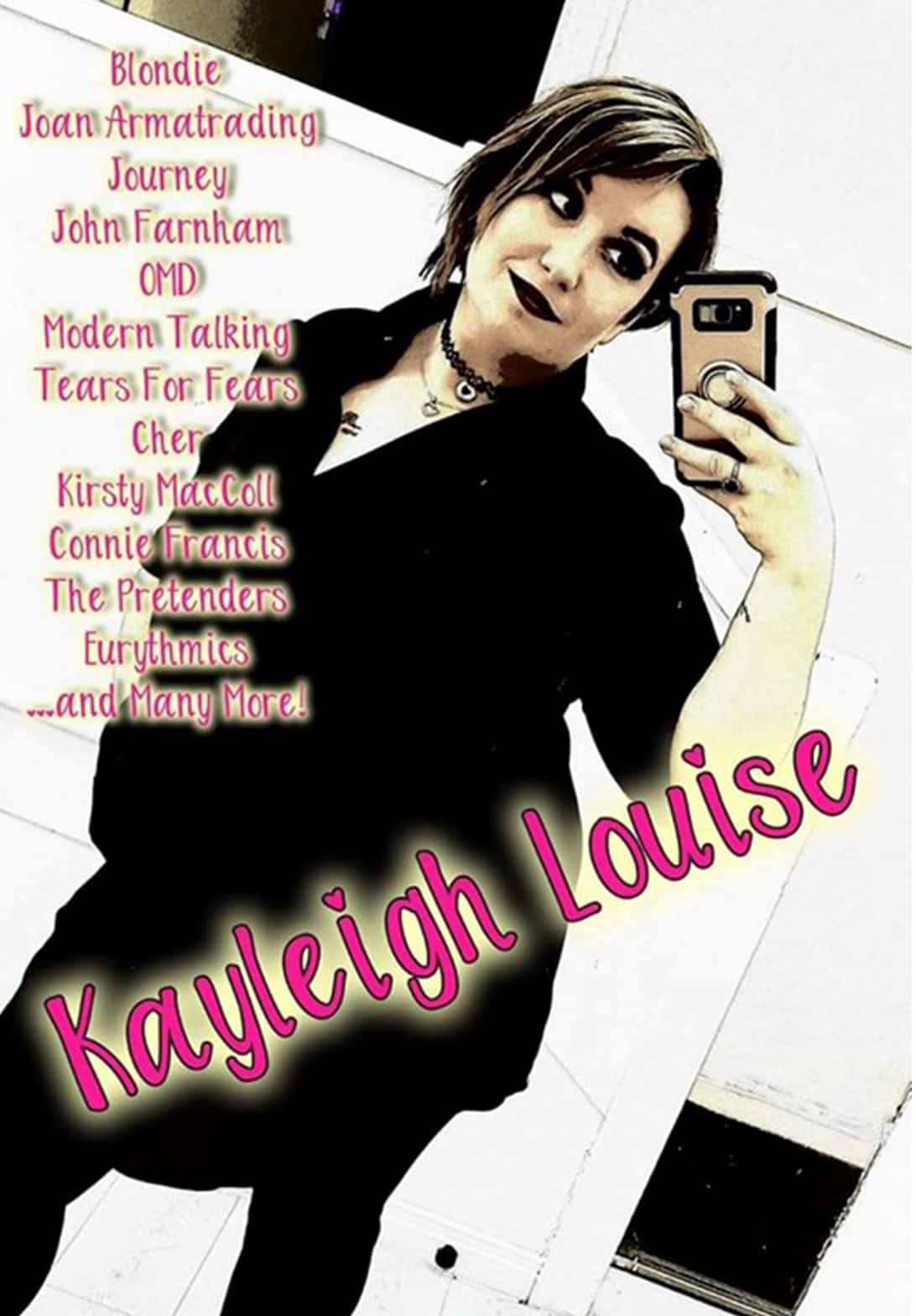 Excellent Female Vocalist Kayleigh Louise