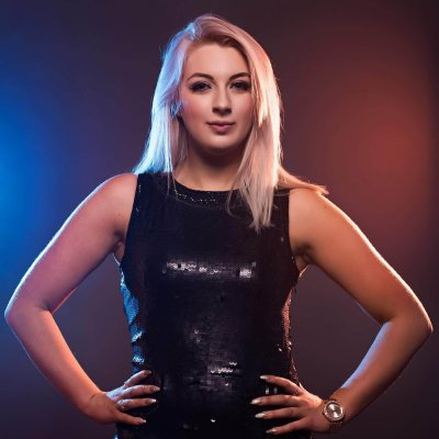 Brogan Lacey Top Female Vocalist
