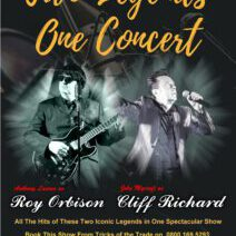 Roy Orbison & Cliff Richard Concert