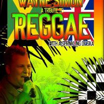 Reggae Tribute Show by Wayne Simon